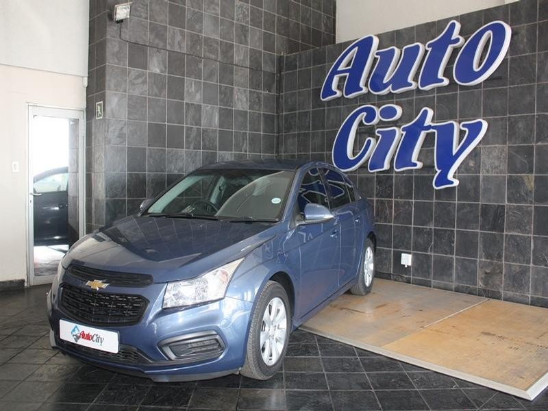 2015 Chevrolet Cruze Sedan 1.6 Ls