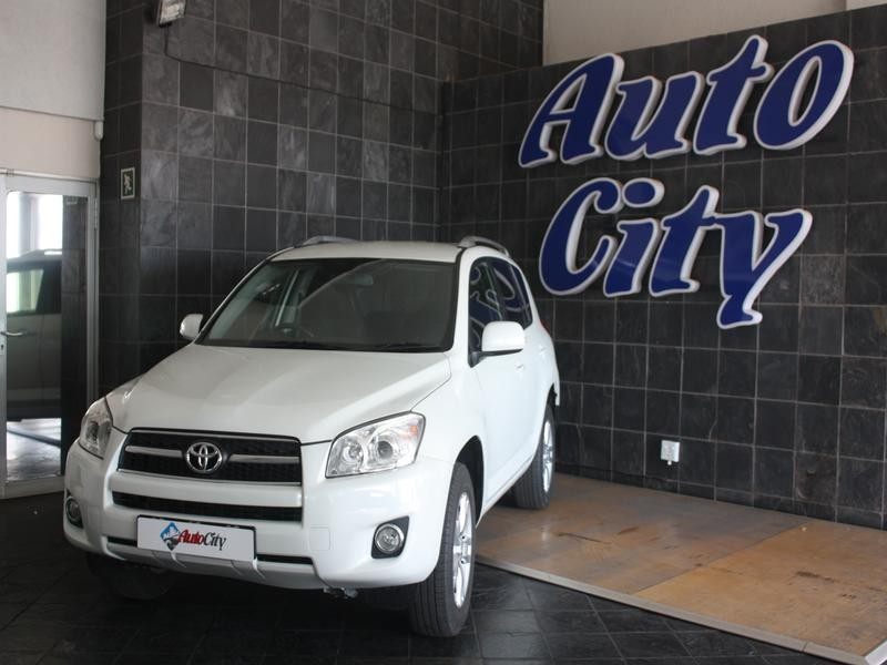 2012 Toyota Rav4 2.0 Vx 4X4 At
