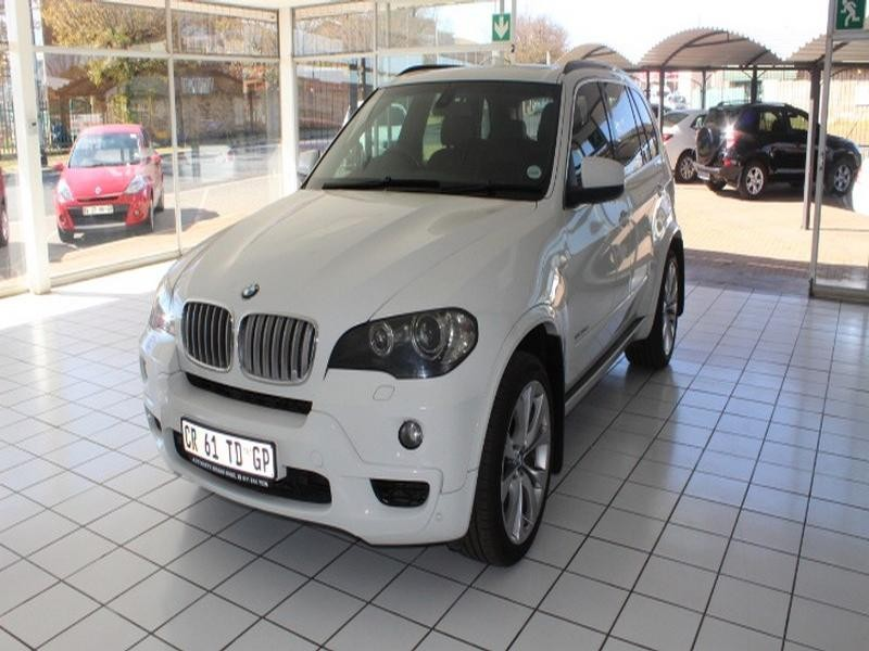 2009 BMW X5 3.5D Exclusive Steptronic