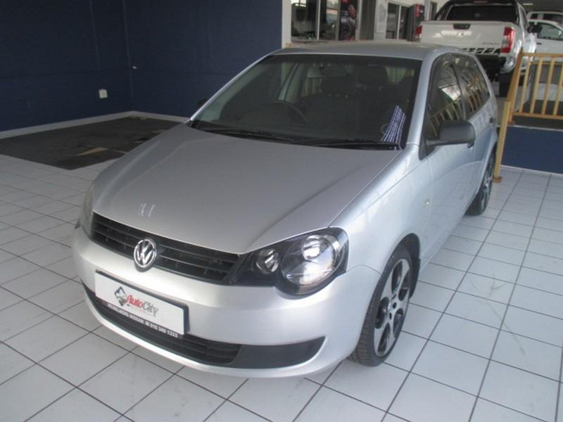 2015 Volkswagen Polo Vivo Hatch 1.6 Base