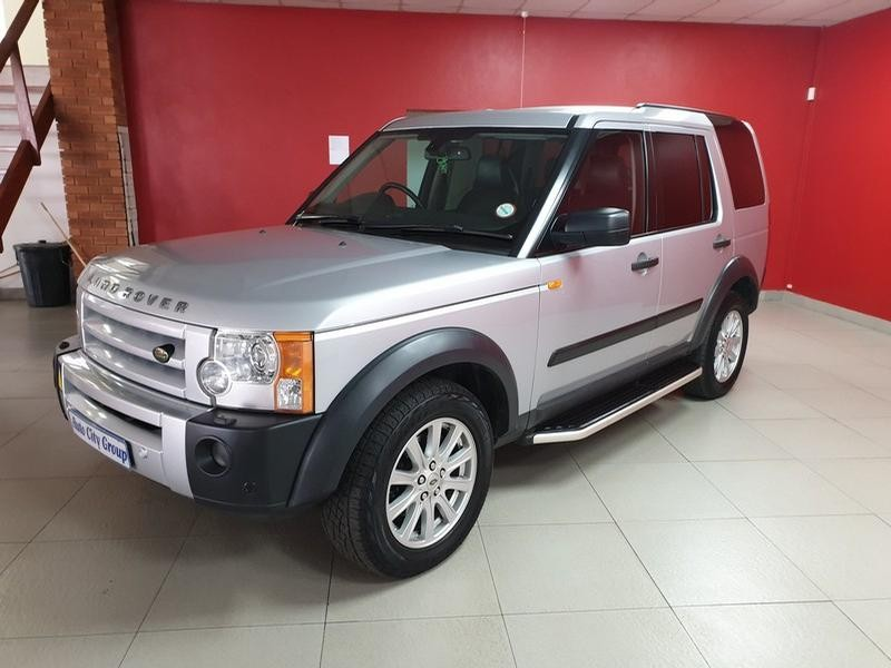 2008 Land Rover Discovery 3 2.7 Tdv6 Hse Commandshift