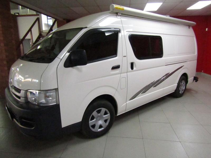 2010 Toyota Quantum 2.7 Lwb Panel Van