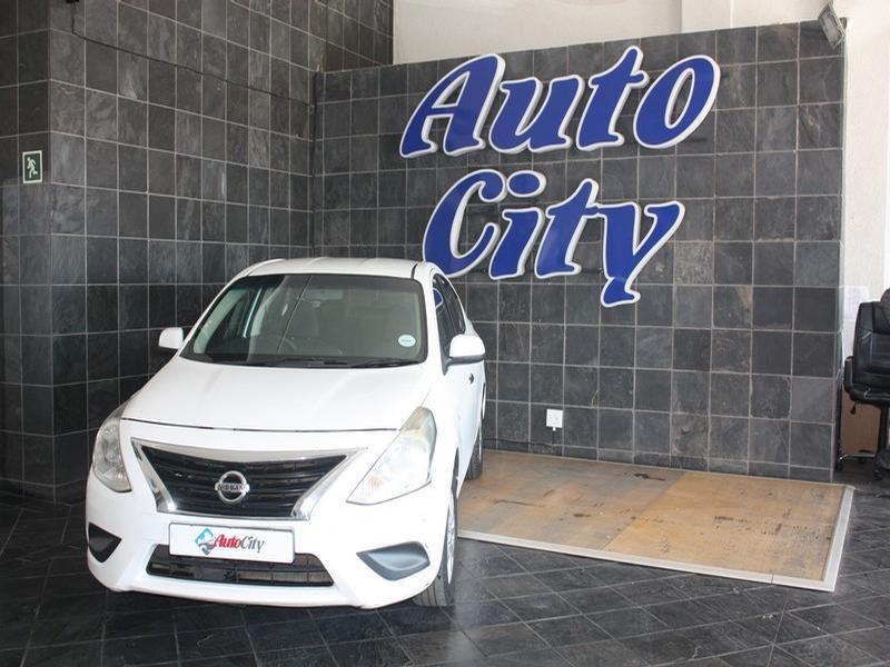 2015 Nissan Almera 1.5 Acenta