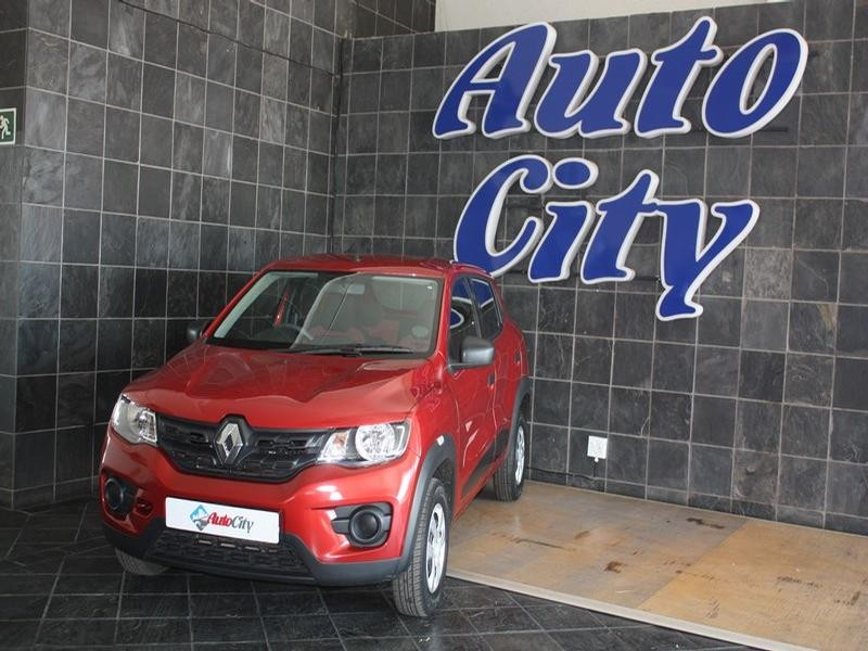 2018 Renault Kwid 1.0 Expression