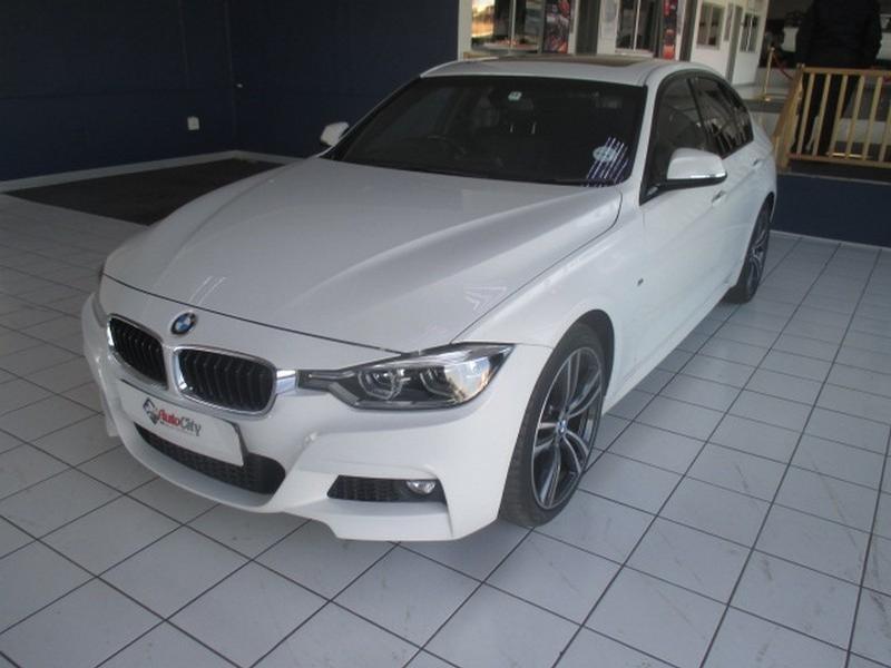 2017 BMW 3 Series Sedan 320d M Sport Sports Steptronic
