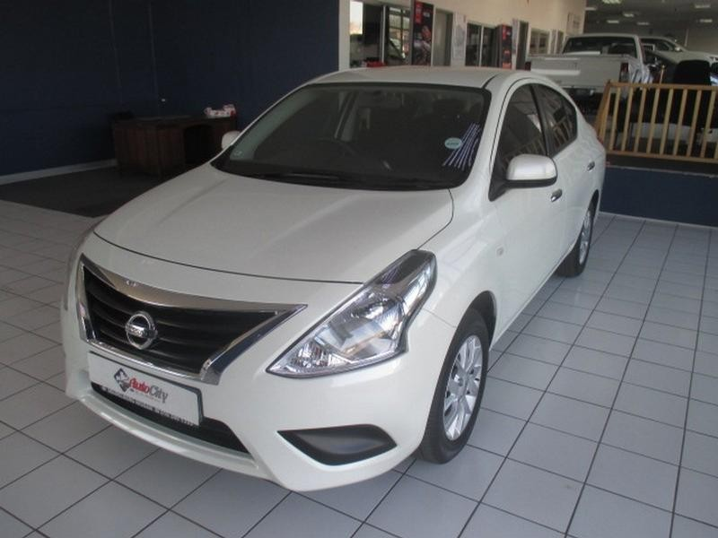 2017 Nissan Almera 1.5 Acenta At
