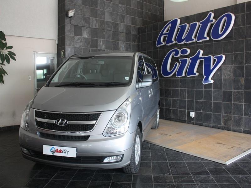 2014 Hyundai H1 2.5 Crdi Wagon A/T