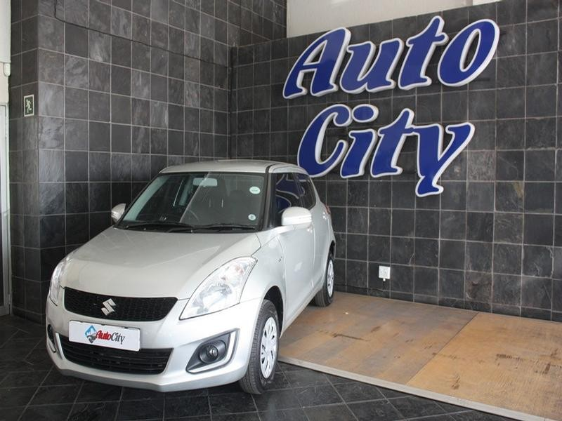 2016 Suzuki Swift 1.2 Gl