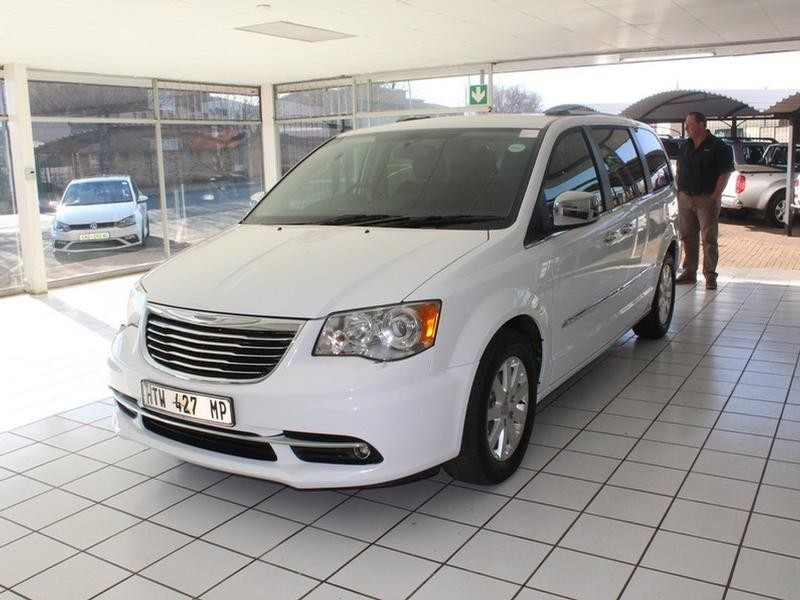 2015 Chrysler Grand Voyager 2.8L Crd Limited At
