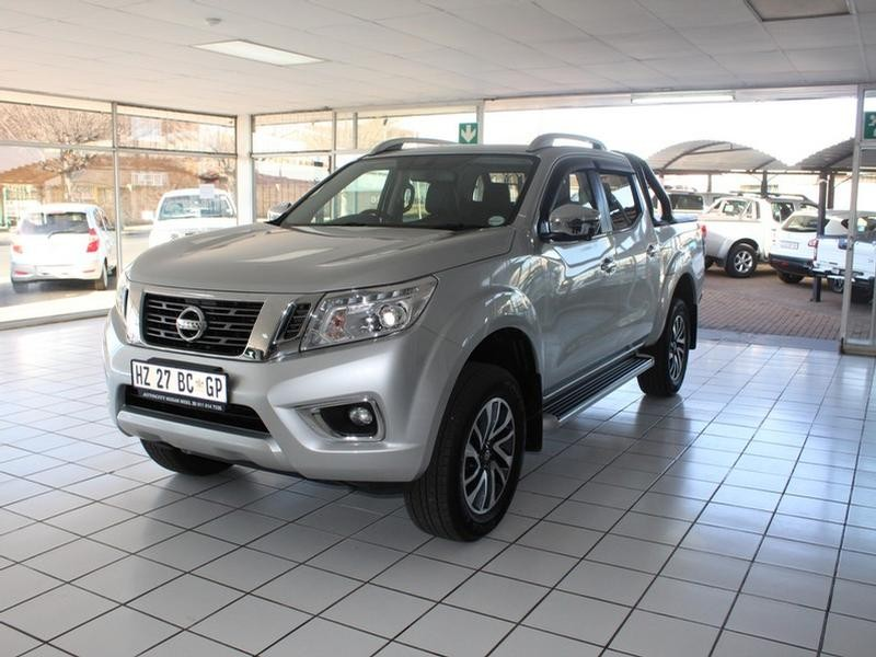 2019 Nissan Navara 2.3D 4X4 Le At (leather Seats)