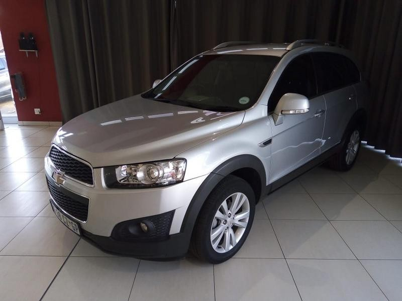 2014 Chevrolet Captiva 2.2D Lt Fwd At