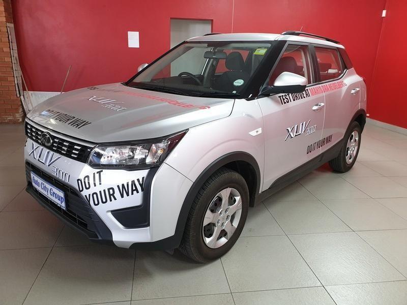 2019 Mahindra XUV 300 1.5 W6