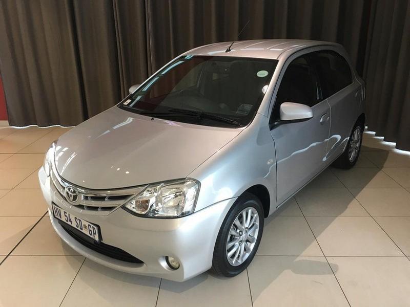 2017 Toyota Etios 1.5 Xs 5-Door