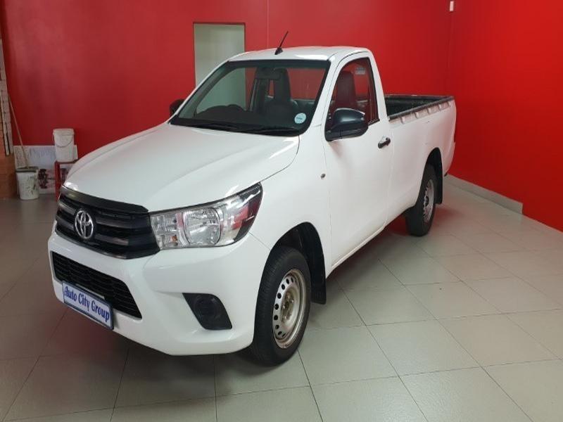 2016 Toyota Hilux 2.4 Gd