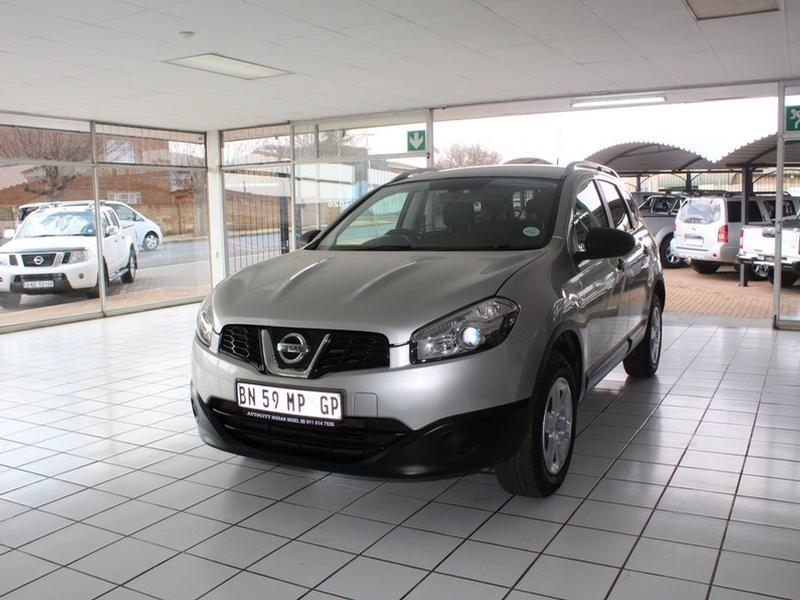 2011 Nissan Qashqai+2 1.6 Visia
