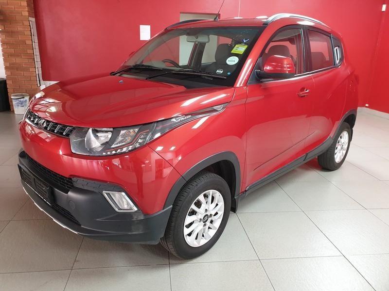 2016 Mahindra KUV100 K8 petrol