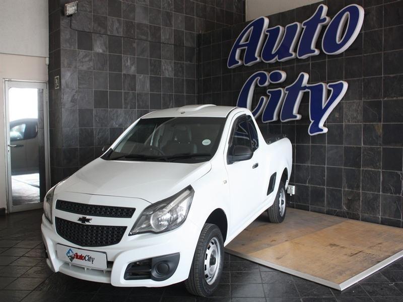 2015 Chevrolet Utility 1.4 AC PU SC