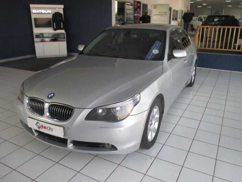 2008 BMW 5 Series Sedan 525i Steptronic