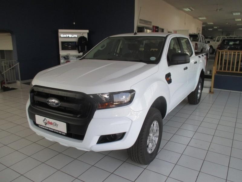 2017 Ford Ranger 2.2 Tdci Xl 4X4 D/cab At