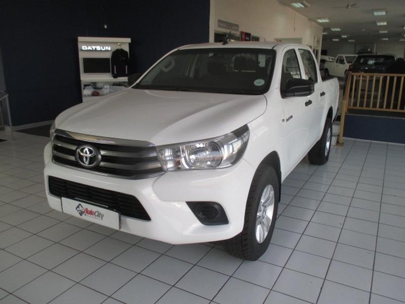 2016 Toyota Hilux 2.4 Gd-6 D/cab 4X4 Sr