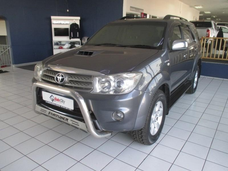 2011 Toyota Fortuner 3.0 D-4D 4X4 At