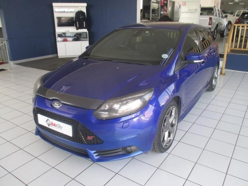 2013 Ford Focus St 2.0 Ecoboost St3