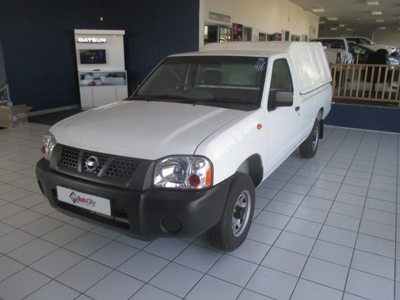 2019 Nissan NP300 Hardbody 2.0 Lwb P/S