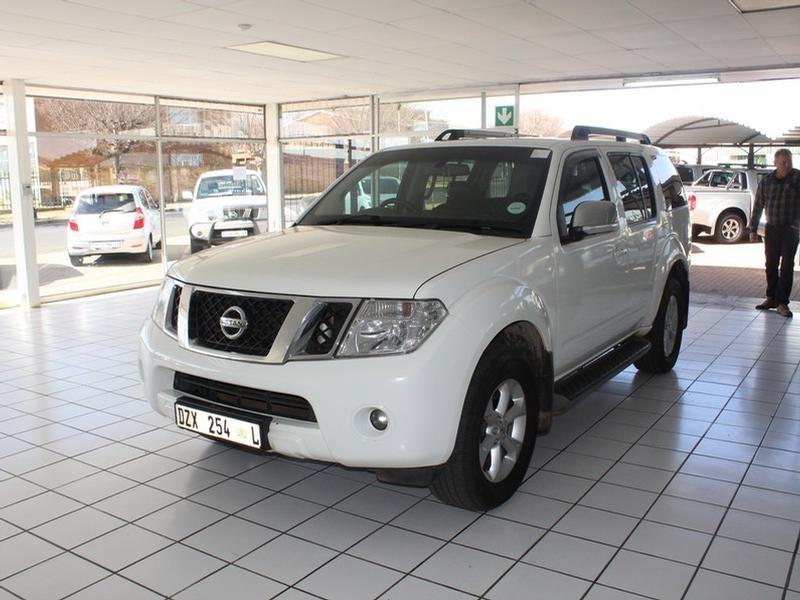 2013 Nissan Pathfinder 2.5 Dci 4X4 Le