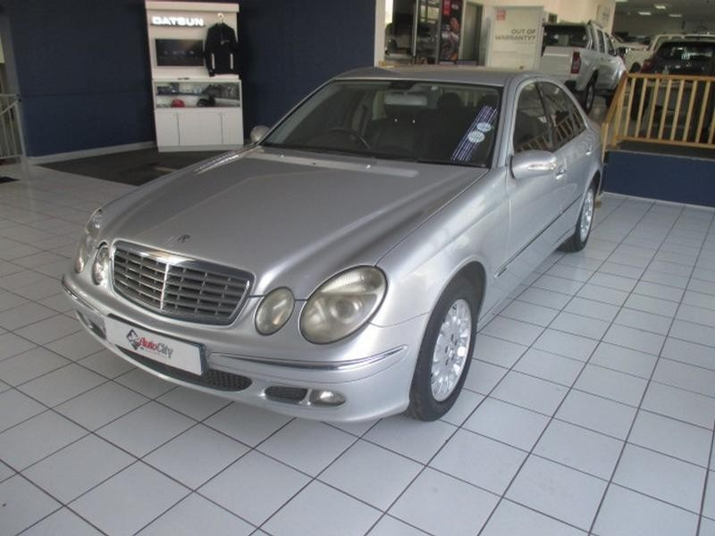2006 Mercedes Benz E-Class Sedan 200K Elegance Touchshift