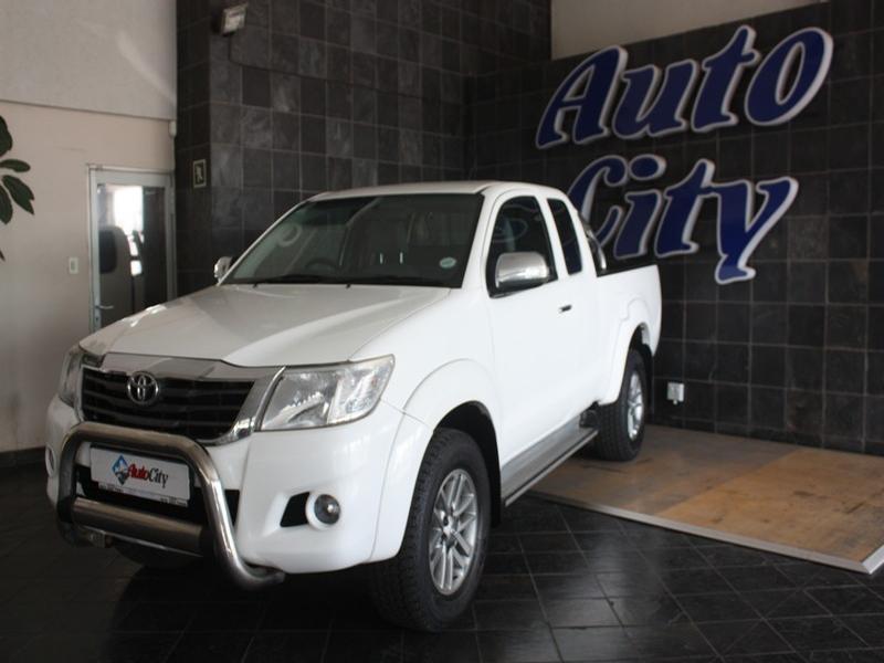 2015 Toyota Hilux 2.5 D-4D Xtra Cab Srx