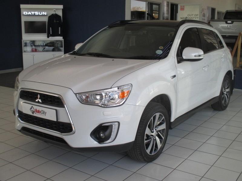 2016 Mitsubishi Asx 2.0 Gls Rockford
