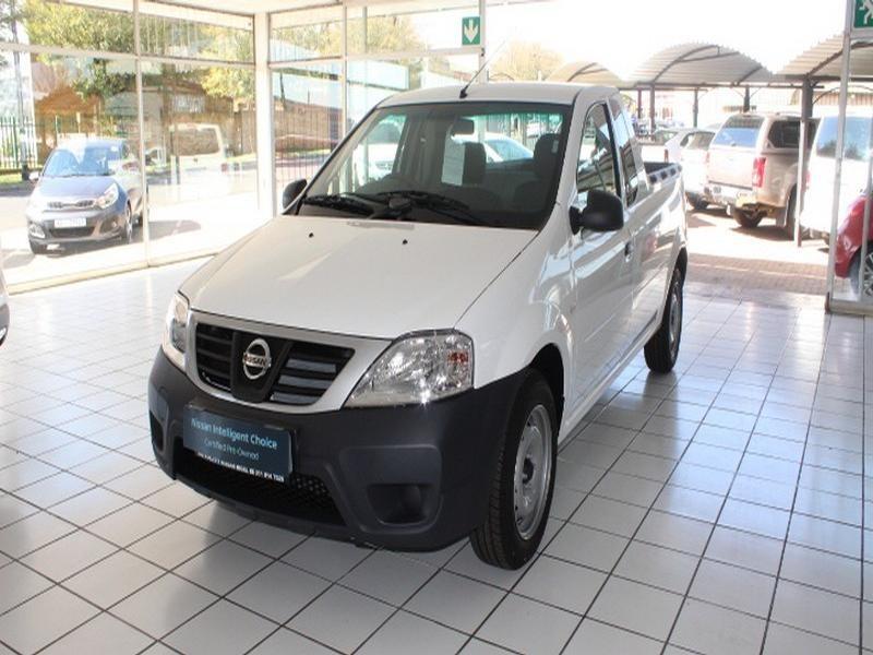 2019 Nissan NP200 1.6 8V