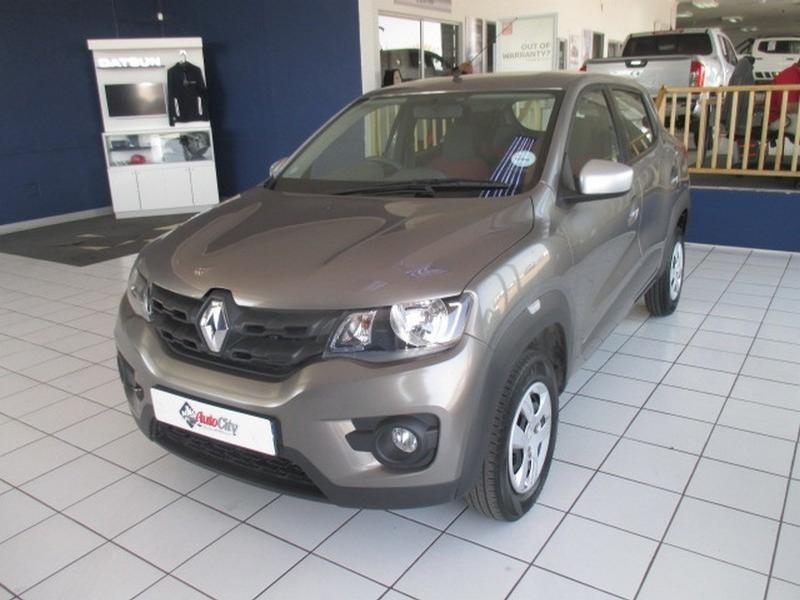 2018 Renault Kwid 1.0 Dynamique