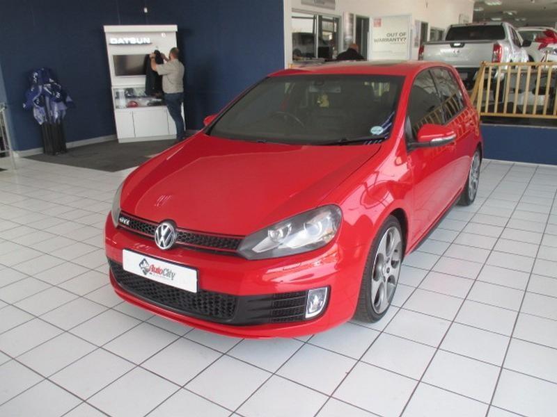 2011 Volkswagen Golf VI 2.0 Tsi Gti Dsg