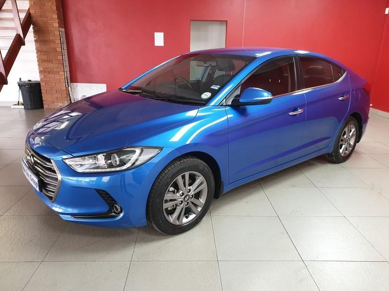2017 Hyundai Elantra 1.6 Executive