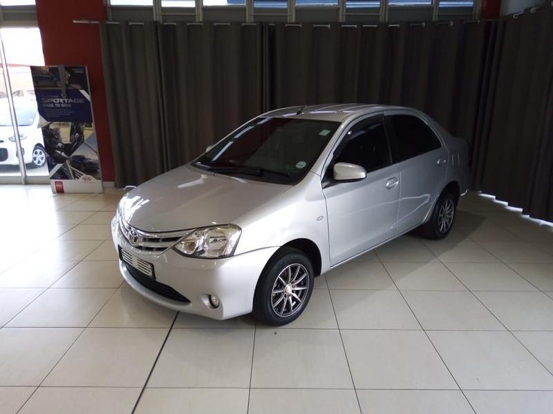 2013 Toyota Etios 1.5 Xs Sedan
