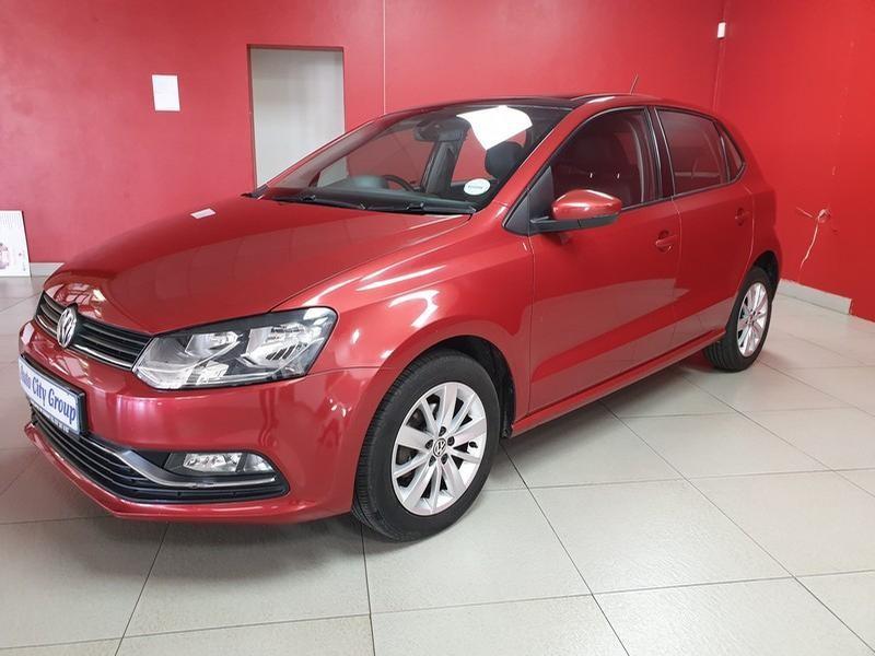 2014 Volkswagen Polo 1.2 Tsi Comfortline