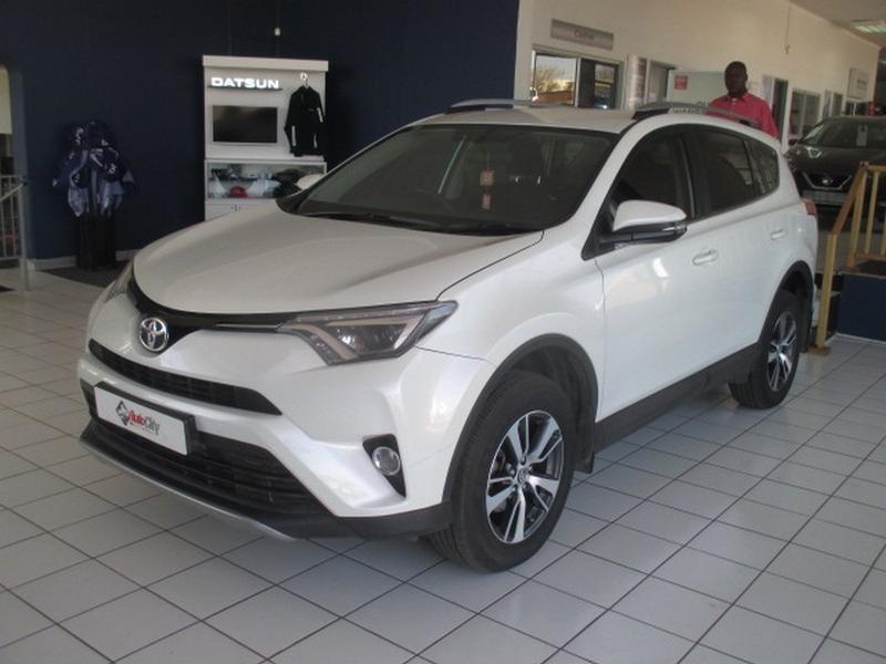 2016 Toyota Rav4 2.0 Gx 4X2 Cvt