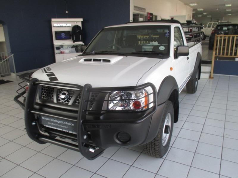 2019 Nissan NP300 Hardbody 2.5 Tdi Se Lwb 4X4