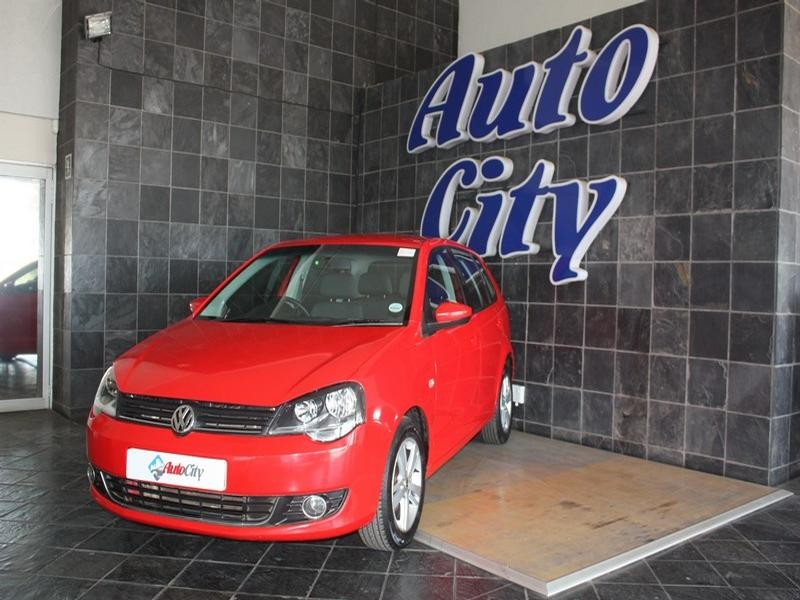 2015 Volkswagen Polo Vivo Hatch 1.6 Comfortline