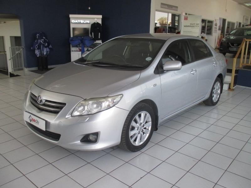 2009 Toyota Corolla 1.8 Advanced