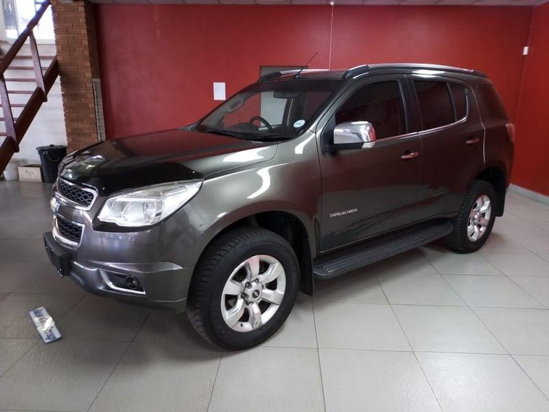 2013 Chevrolet TrailBlazer 2.8 Ltz 4X2 At