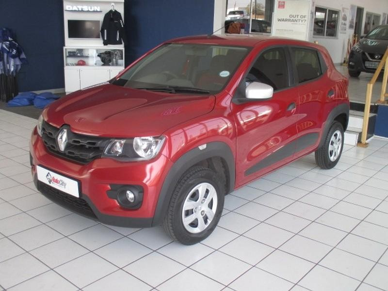 2019 Renault Kwid 1.0 Dynamique At (abs)