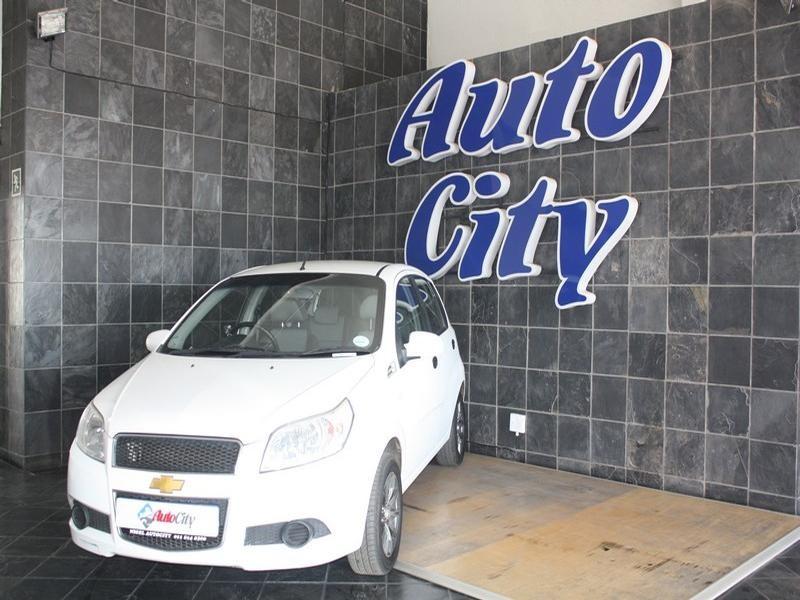 2009 Chevrolet Aveo 1.6 Ls 5-Door At