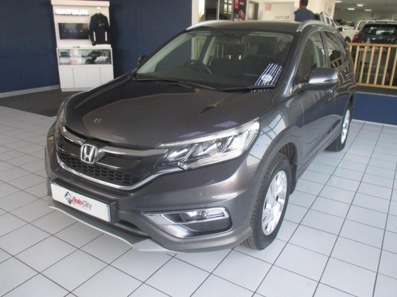 2016 Honda Cr-V 2.0 I-Vtec Comfort At 4x2