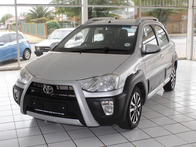 2016 Toyota Etios 1.5 Xs Cross