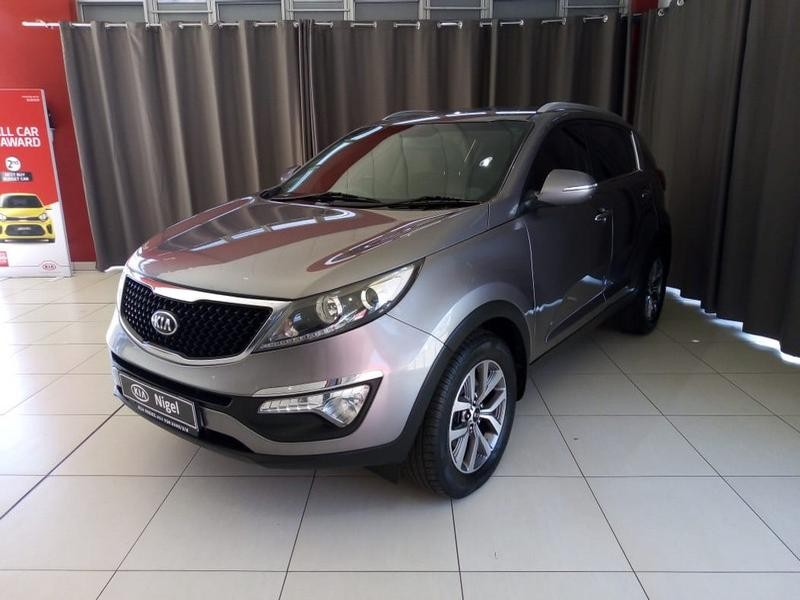 2014 Kia Sportage 2.0 4X2 At