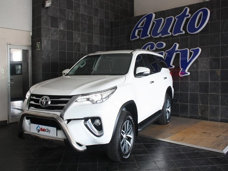 2017 Toyota Fortuner 2.8 Gd-6 4X4 At