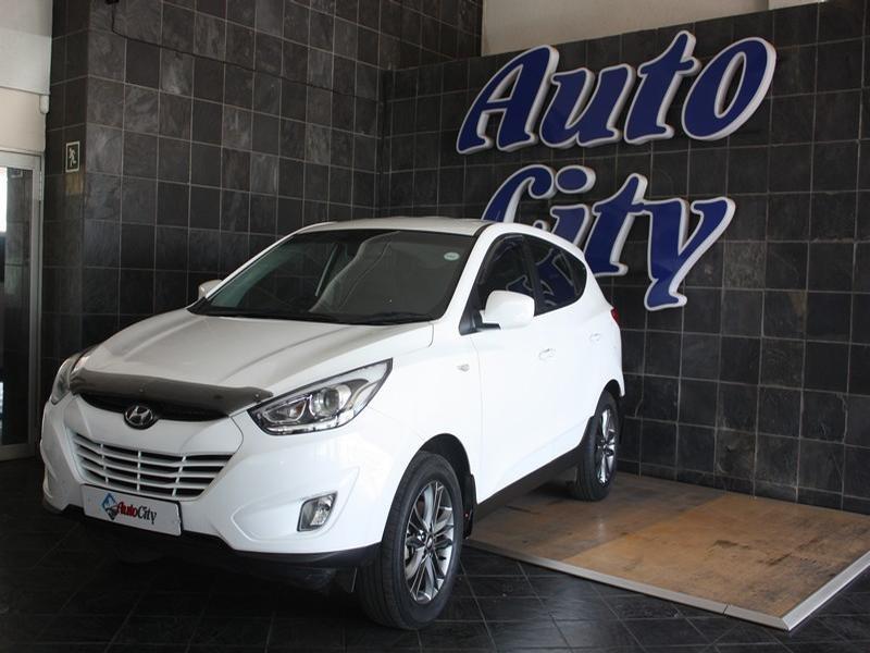 2014 Hyundai IX35 2.0 Premium 4X2