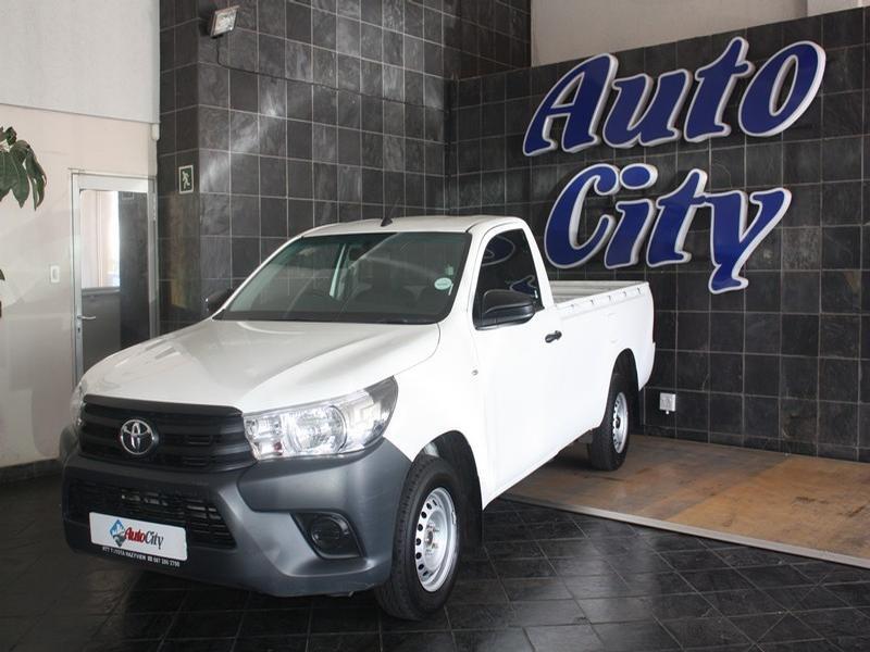 2019 Toyota Hilux 2.4 Gd A/C